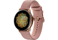 cumpără Samsung Galaxy Watch Active 2 SM-R830 40mm Stainless Steel, Gold în Chișinău