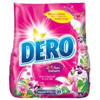 Detergent DERO    450g 2in1 TROPICAL