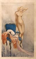 Картина напечатанная на холсте - Картина Репродукция 0014 / Печать на холсте