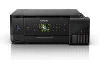 Epson L7160 Printer/Scaner/Copier, A4, Printer resolution: 5760x1440 DPI, Scanner resoltion: 1200x1200 DPI, Wi-Fi, USB 2.0