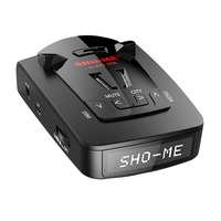 SHO-ME G-475 STR, черный
