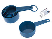 Set linguri de masurare Elemental 4 buc, plastic