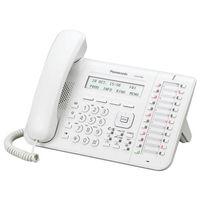 Cистемны телефон  PANASONIC KX-DT543R White