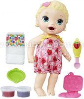 """Baby Alive C2697 Кукла """"Малышка Лили со снеками"""""""