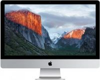 Sistem All in One Apple iMac MK452RU/A Silver