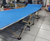 Раскладушка кровать для кемпинга - Лежак