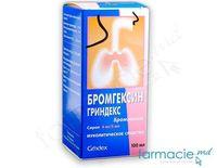Бромгексин,сироп 4 мг/5 мл 100 мл (Grindex)