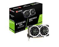 MSI GeForce GTX 1650 D6 VENTUS XS 4G OC / 4GB GDDR6 128Bit