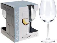 Набор бокалов для бел.вина Vinissimo 4шт, 430ml, H20сm