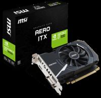 MSI GeForce GT 1030 AERO ITX 2GB DDR5