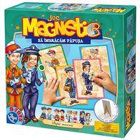 D-Toys Магнитная игра кукла после работы