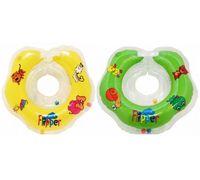 Круг на шею Roxy Kids Flipper для купания малышей, 3-18 кг