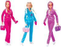 Кукла Штеффи в спортивном костюме Simba 5730450
