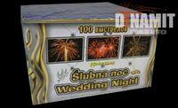 (100 выстрелов) Фейерверк, P7753 Wedding Night