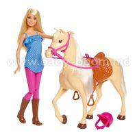 """Barbie FXH13 Набор """"Верховая езда"""""""