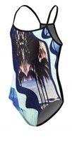 купить Купальник для девочек Beco Swim suit girls (5446) р. 128 в Кишинёве