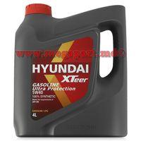купить Масло моторное Hyundai 5W-40 Xteer Ultra protection 4L (5W40) в Кишинёве