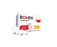 Прокладки Kotex Ultra Soft Normal, 10 шт.