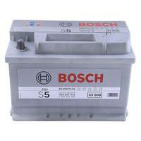 Аккумулятор Bosch Silver Plus S5 008 (0 092 S50 080)