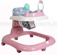 Baby Mix OSK-J-A701E Ходунки розовые