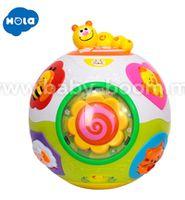 """Hola Toys 938 Интерактивная игрушка """"Счастливый мяч"""""""