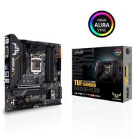 MB S1200 Asus TUF GAMING B460M-PLUS  mATX
