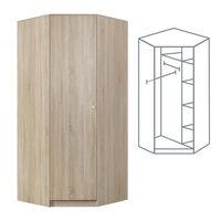 Шкаф для прихожей Optimo OP4