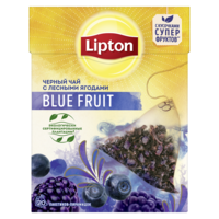 Lipton Nirvana Blue Fruit, 20 пак.