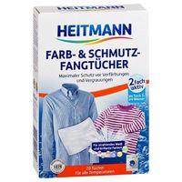HEITMANN Салфетки для предотвращения случайной окраски тканей, 20 шт.
