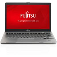 "Fujitsu Lifebook S904 (13.3"" i5 4300U 4GB 128GB HD4400 Dos) Black"