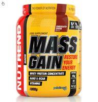 Mass Gain, 1kg