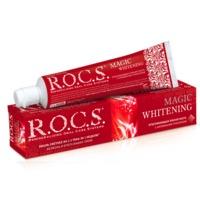 R.O.C.S. MAGIC WHITENING - Отбеливающая Зубная Паста