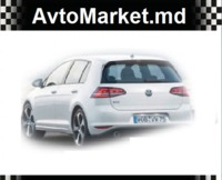 VW GOLF VII 2012-... . Щетка стеклоочистителя