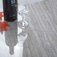 Мрамор Афина Серый Дерево Полированный 61 x 30,5 x 1 см