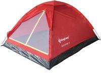 Палатка 3` KingCamp Monodome 3 KT3010 (973) RED