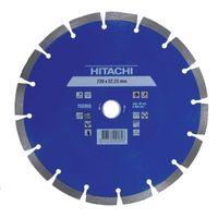 Диск алмазный d230x22,2x10 CONCRETE LASER HITACHI-HIKOKI