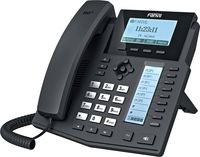 Fanvil X5 Black, VoIP phone with SIP support