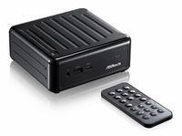 "Mini PC ASrock BEEBOX J3160/B/BB (Celeron J3160, 2xSO-DIMM DDR3, 1x mSATA, 1x2.5"" SATA), Black"