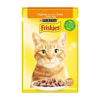 Friskies Adult (c курицей в подливе), 85гр