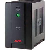 APC Back-UPS 800VA, 230V, AVR, IEC Sockets