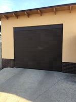 Roleta automata pentru garaj