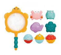 Набор игрушек для ванны Bayo Сачок