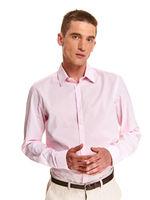 Рубашка TOP SECRET Розовый skl2837