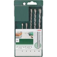 Набор сверл Bosch SDS Plus, 2609255541