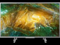 "Televizor 49"" LED TV SONY KD49XH8077SAEP, Silver"