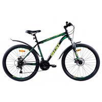 Велосипед Aist Quest Disk, Black