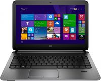"HP ProBook 440 Matte Silver Aluminum, 14"" FullHD +Win10 Pro (Intel® Core™ i3-7100U 2.40GHz, 4GB DDR4 RAM, 128GB SSD, Intel® HD Graphics 620, CardReader, Wi-Fi/AC, BT4.0, HDMI, VGA, 3cell, 720p HD, FingerPrint, RU, Win10 Pro, 1.63kg )"
