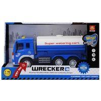 """1:16 Инерционная Машина """"Wrecker Truck"""" (свет / звук)"""
