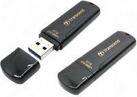Flash Drive Transcend JetFlash 700 Black 8Gb