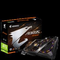 Gigabyte GV-N2080AORUS X-8GC 8GB GDDR6 256-Bit AORUS GeForce® RTX 2080 XTREME